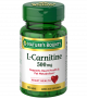 Nature's Bounty L-Carnitine 500mg Tablets