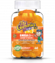 The Gummies Co. For Kids – Omega 3 Gummy Vitamins Orange Flavor