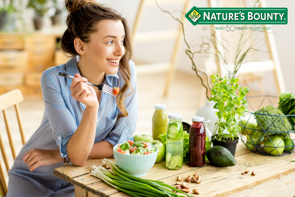 Nature's bounty supplements Online